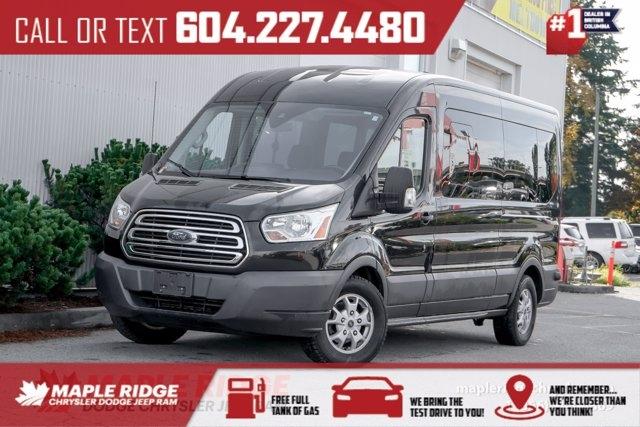Ford Transit Wagon 2015 price $60,290