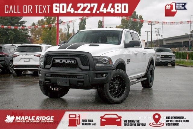Ram 1500 Classic 2019 price $42,590