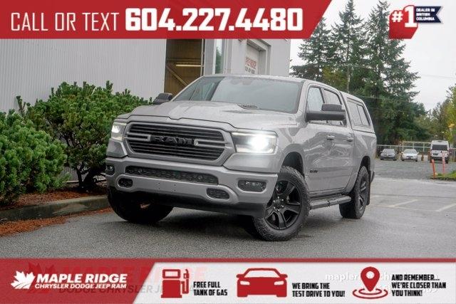 Ram 1500 2021 price $76,990