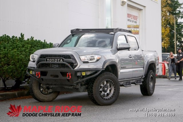 Toyota Tacoma 2019 price $56,690