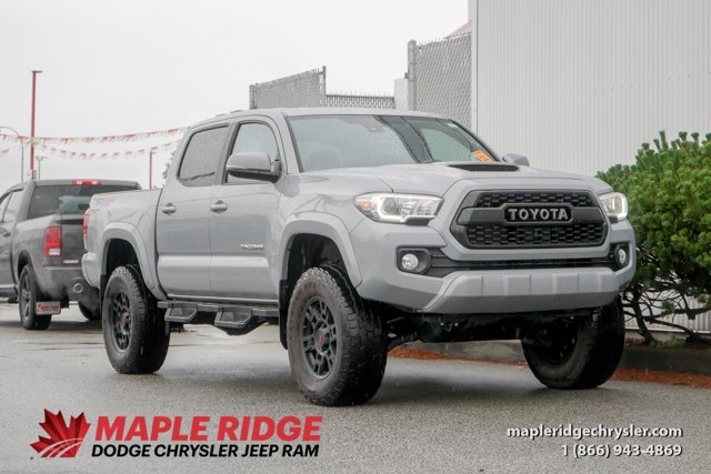 Toyota Tacoma 2018 price $53,990
