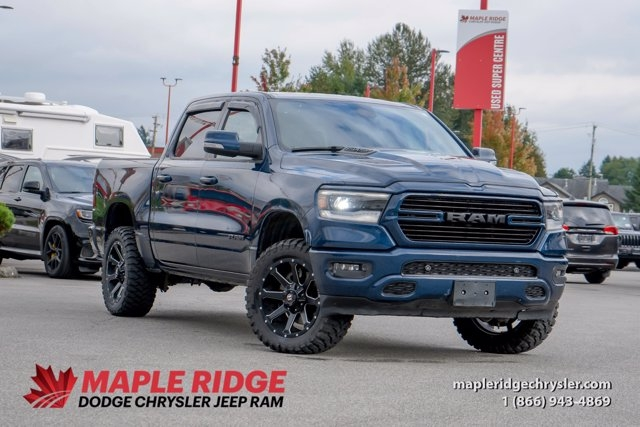 Ram 1500 2019 price $61,590