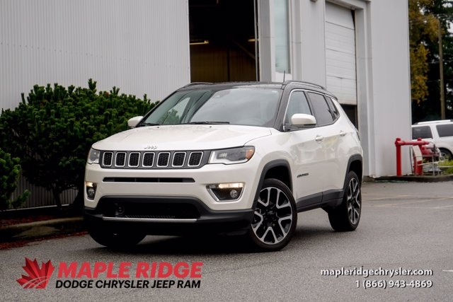Jeep Compass 2018 price $36,990