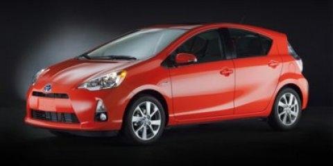 Toyota Prius c 2014 price $14,250