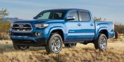 Toyota Tacoma 2018 price $45,690
