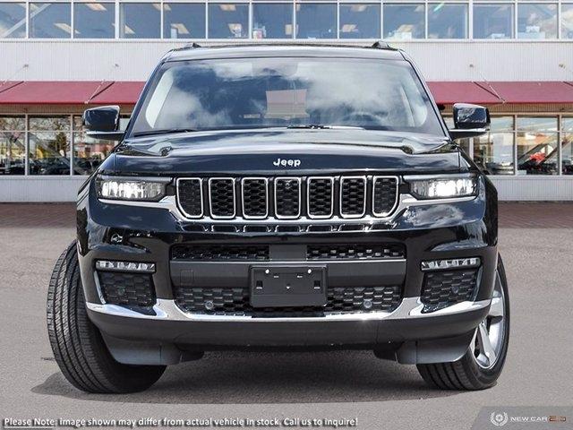 Jeep Grand Cherokee L 2021 price $76,082