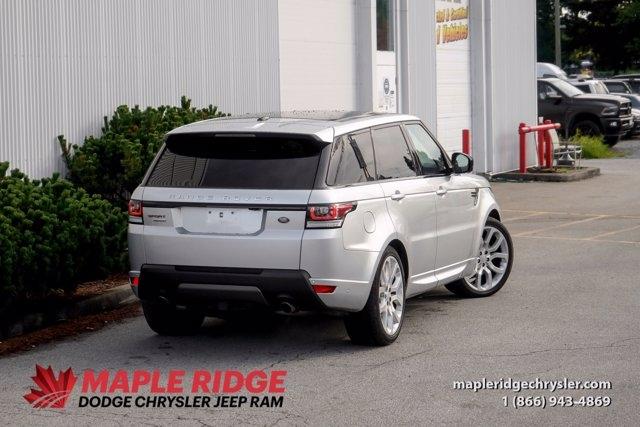 Land Rover Range Rover Sport 2016 price $66,390
