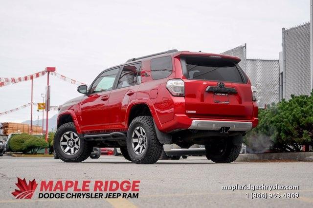Toyota 4Runner 2021 price $66,690