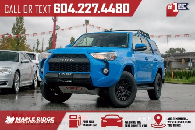 Toyota 4Runner 2019 price $72,690