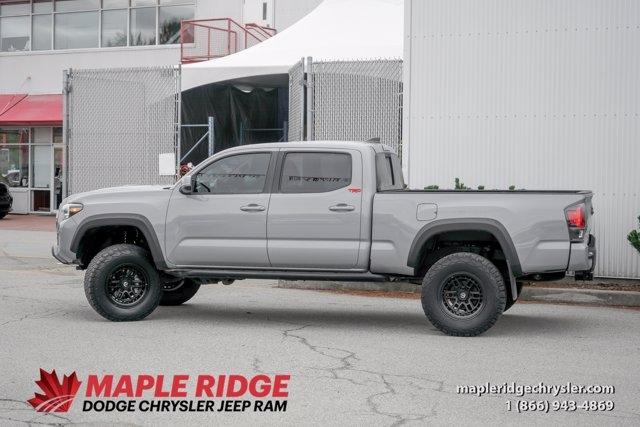 Toyota Tacoma 2018 price $69,550