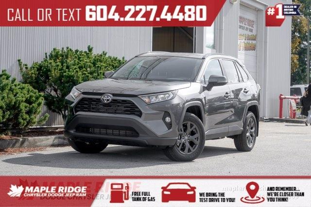 Toyota RAV4 2021 price $46,490