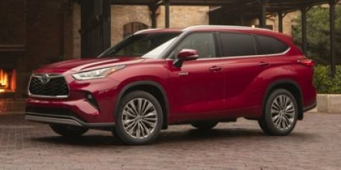 Toyota Highlander 2021 price $71,490