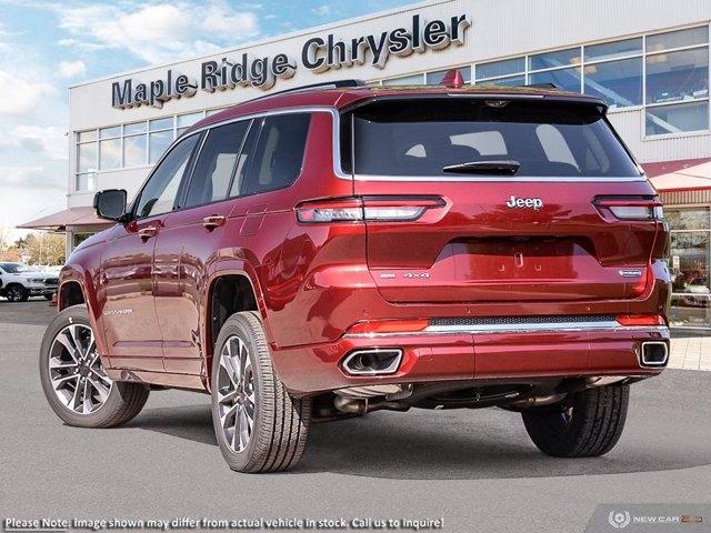 Jeep Grand Cherokee L 2021 price $86,987