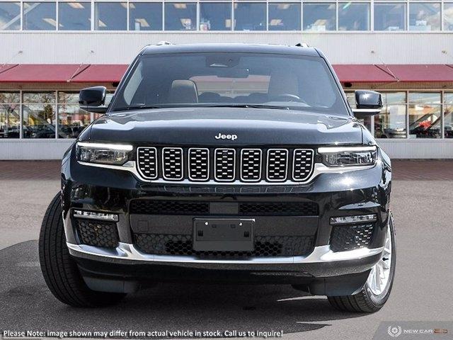 Jeep Grand Cherokee L 2021 price $87,392