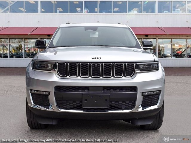 Jeep Grand Cherokee L 2021 price $75,687