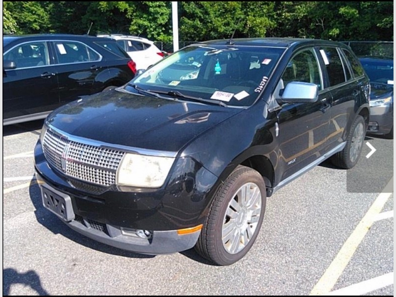 LINCOLN MKX 2008 price $5,499