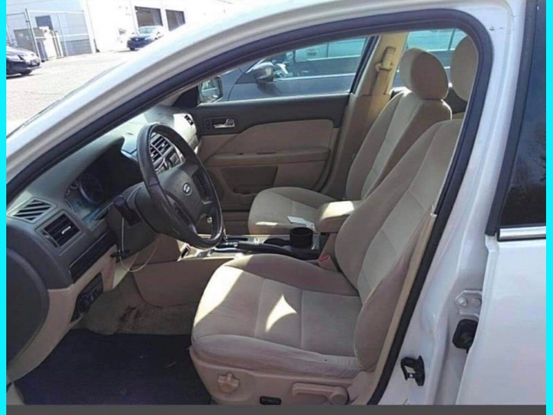 FORD FUSION 2008 price $4,999