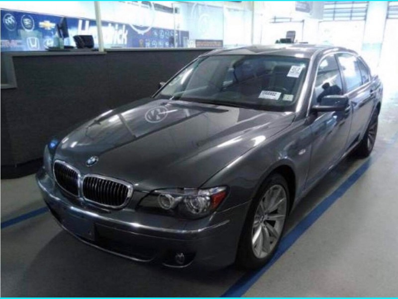 BMW 7 SERIES 2007 price Call for Pricing.