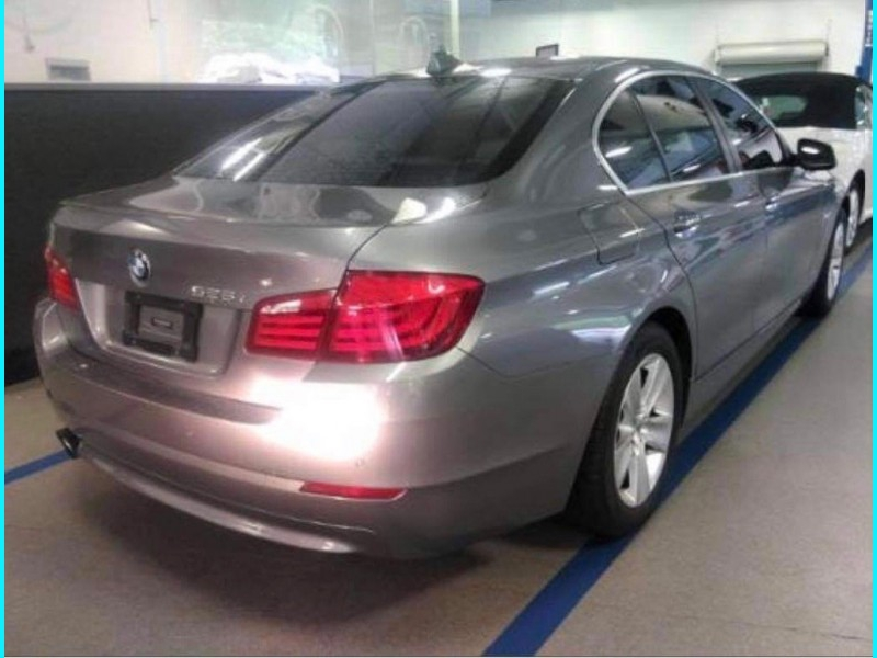 BMW 5 SERIES 2012 price Call for Pricing.
