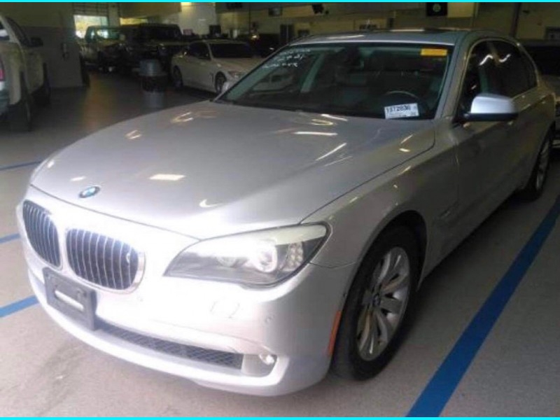 BMW 7 SERIES 2011 price Call for Pricing.