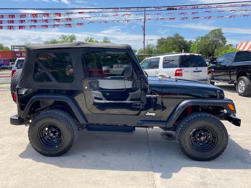 Jeep Wrangler 2006 price $12,500