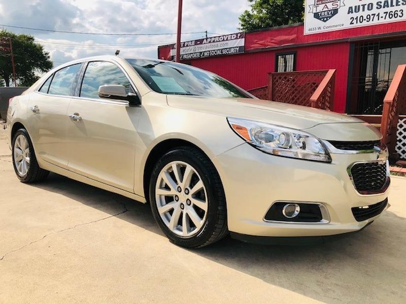Chevrolet Malibu Limited 2016 price $14,950