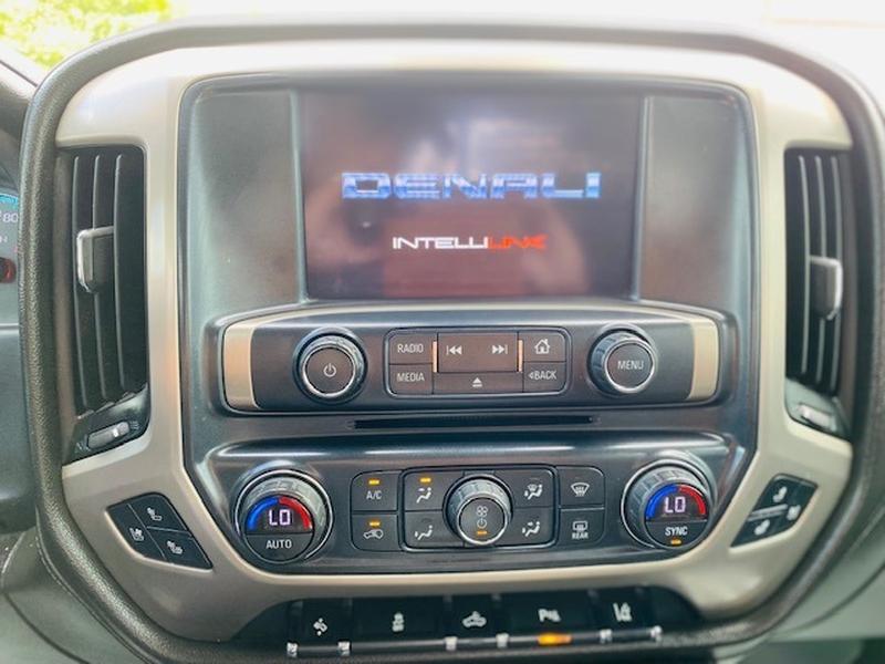 GMC Sierra 2500HD 2017 price $44,500