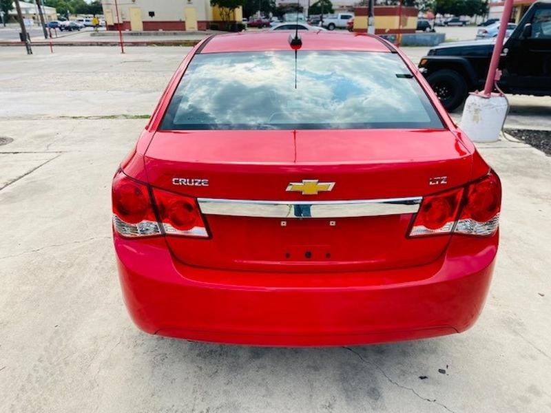 Chevrolet Cruze 2015 price $13,950
