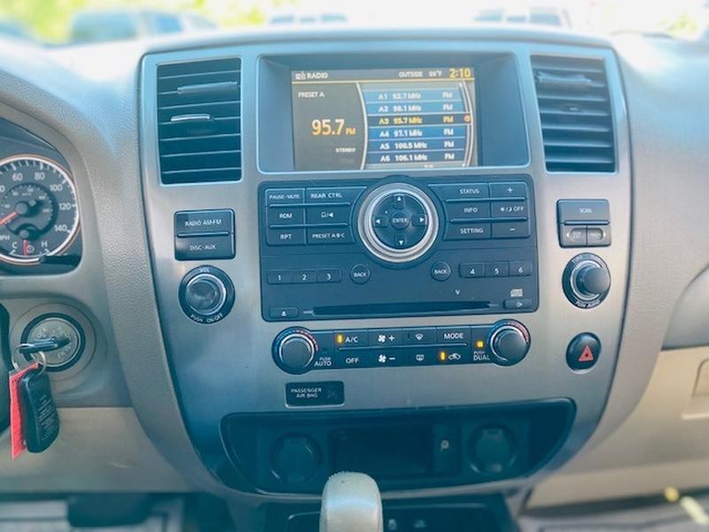 Nissan Armada 2012 price $10,950