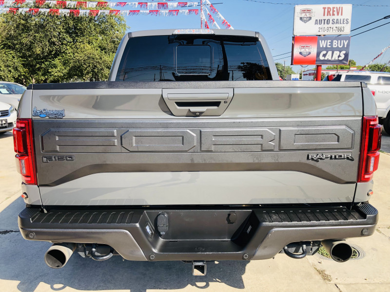 Ford F-150 2018 price $58,000