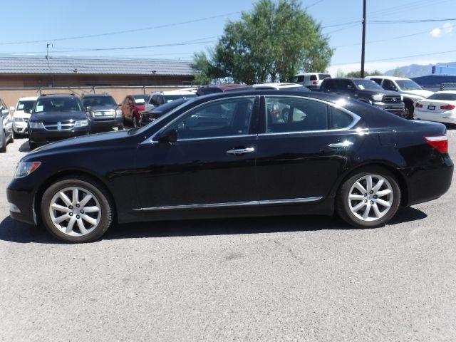 Lexus LS 460 2009 price $14,888