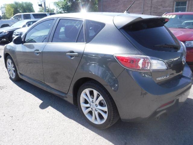 Mazda MAZDA3 2011 price $9,333