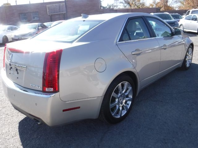 Cadillac CTS 2009 price $8,888