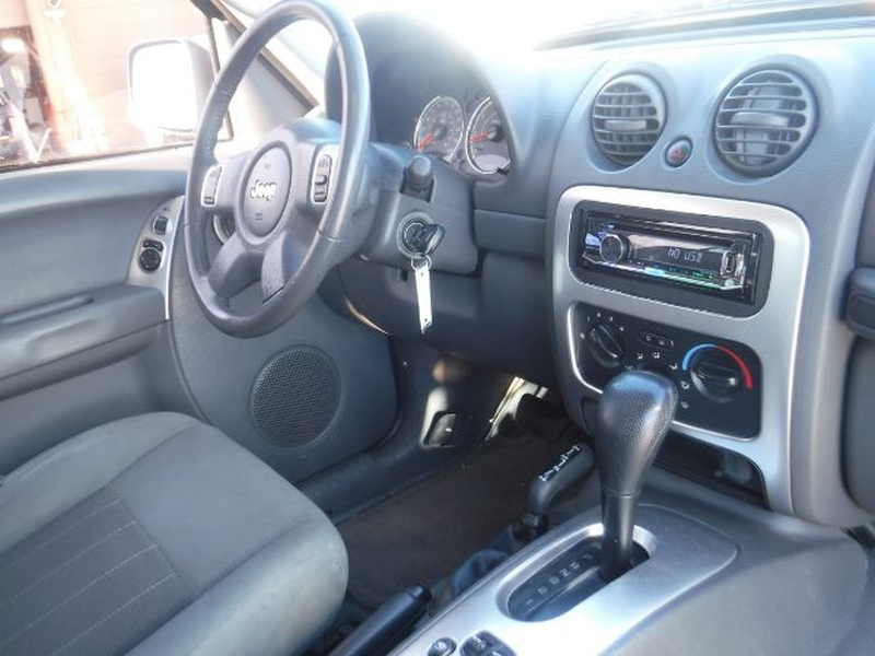 Jeep Liberty 2007 price $5,333