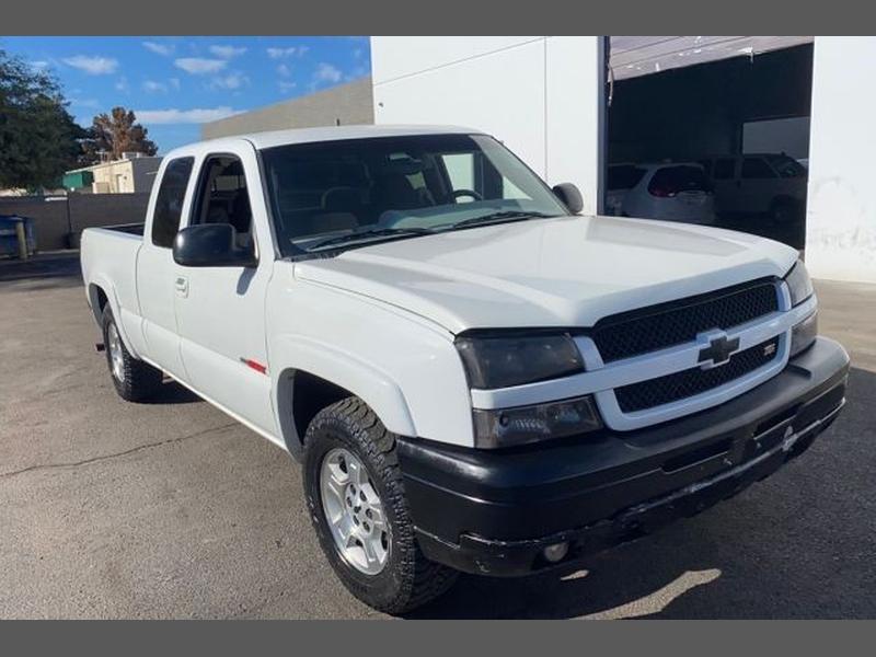 Chevrolet Silverado 1500 2004 price $8,888