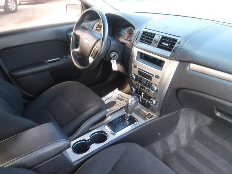 Ford Fusion Hybrid 2010 price $6,333