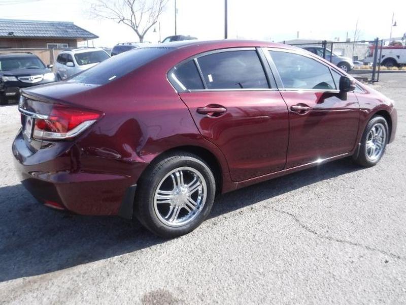 Honda Civic 2013 price $9,444