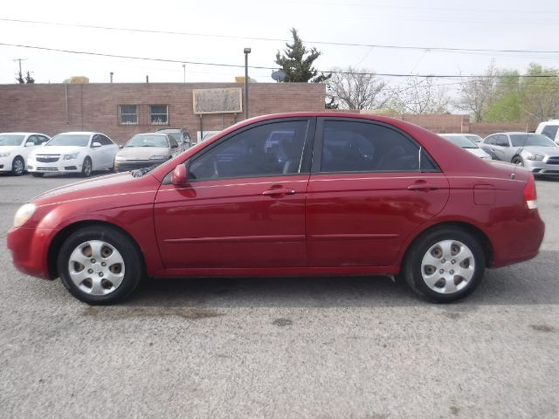 Kia Spectra 2009 price $4,555