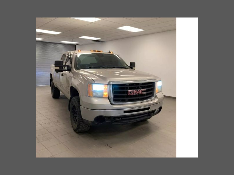 GMC Sierra 2500HD 2007 price $19,555