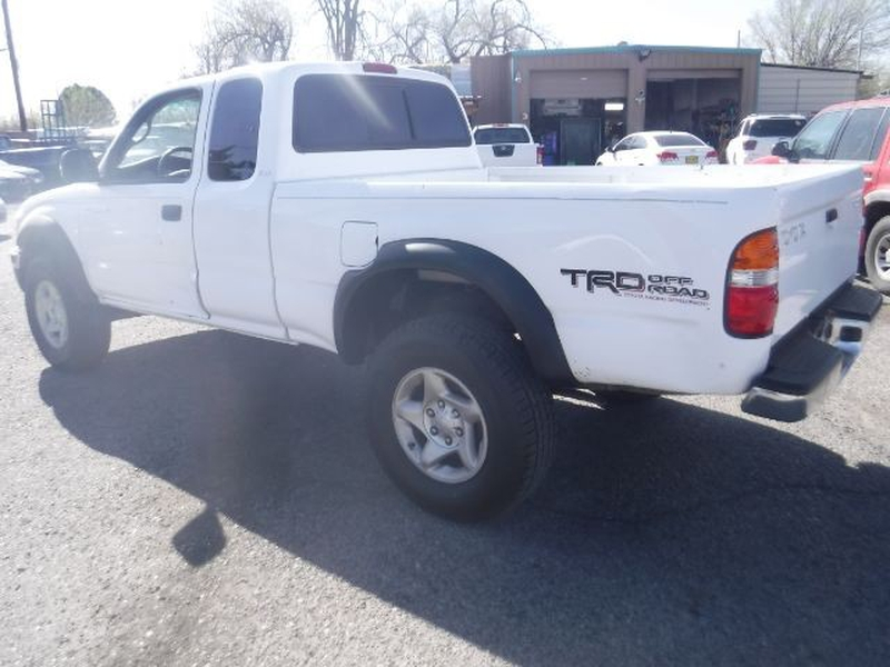 Toyota Tacoma 2003 price $10,333