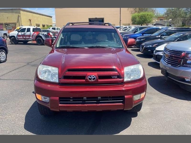 Toyota 4Runner 2005 price $10,555