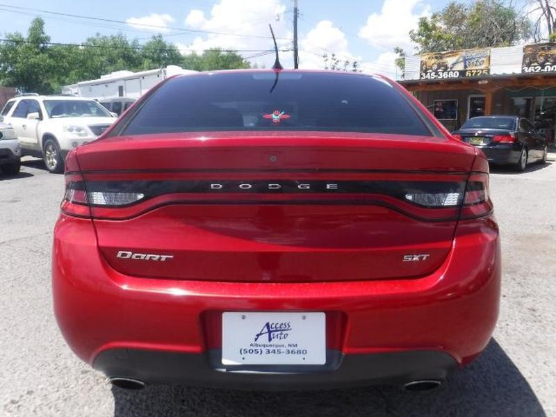 Dodge Dart 2013 price $7,555