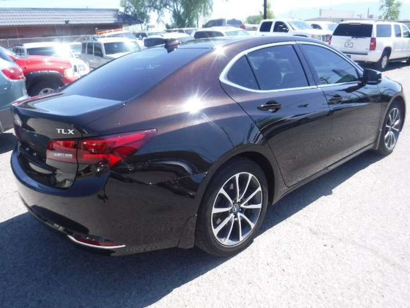 Acura TLX 2015 price $20,555