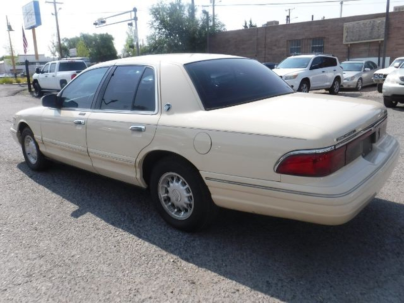 Mercury Grand Marquis 1996 price Call for Pricing.