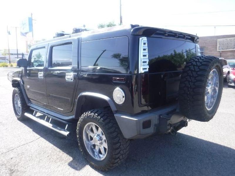Hummer H2 2007 price $18,888
