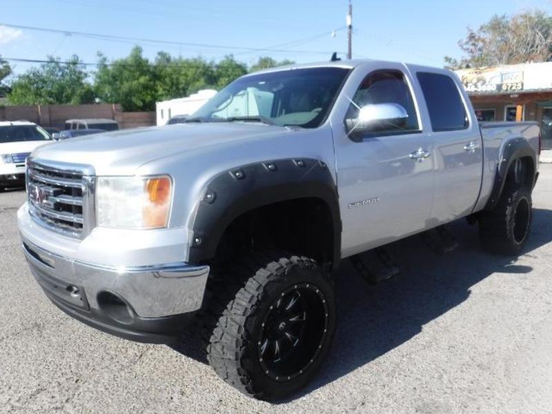 GMC Sierra 1500 2012 price $22,333