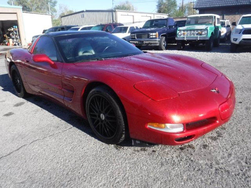 Chevrolet Corvette 1999 price $16,777
