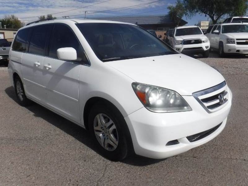 Honda Odyssey 2007 price $6,777