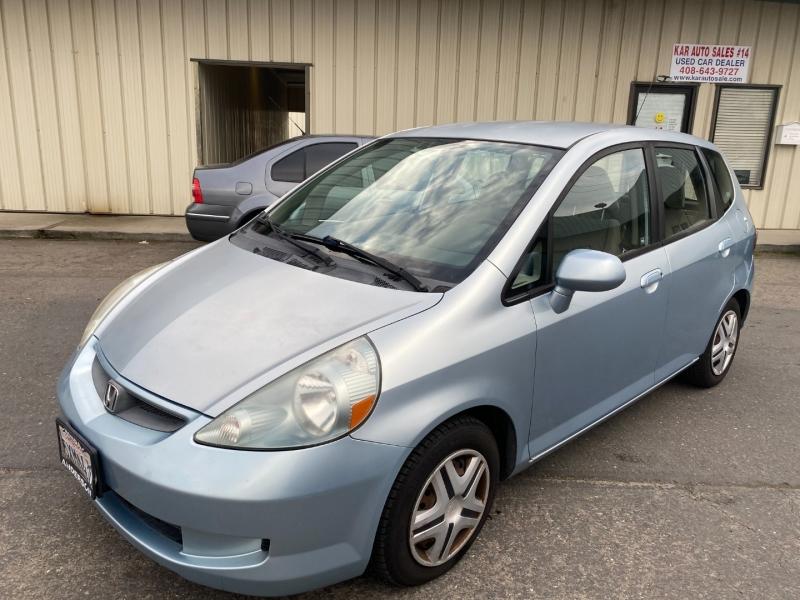 Honda Fit 2007 price $4,495