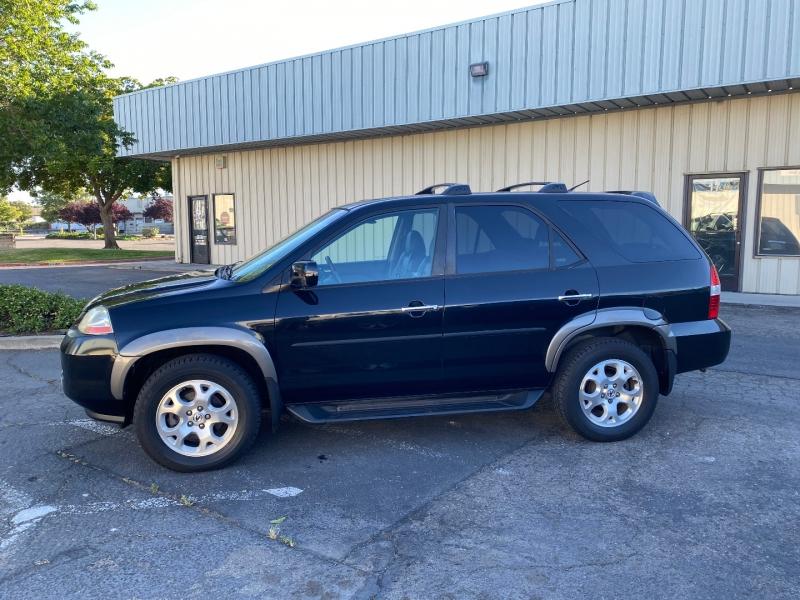 Acura MDX 2002 price $6,900